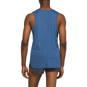 asics Silver Singlet Men grand shark